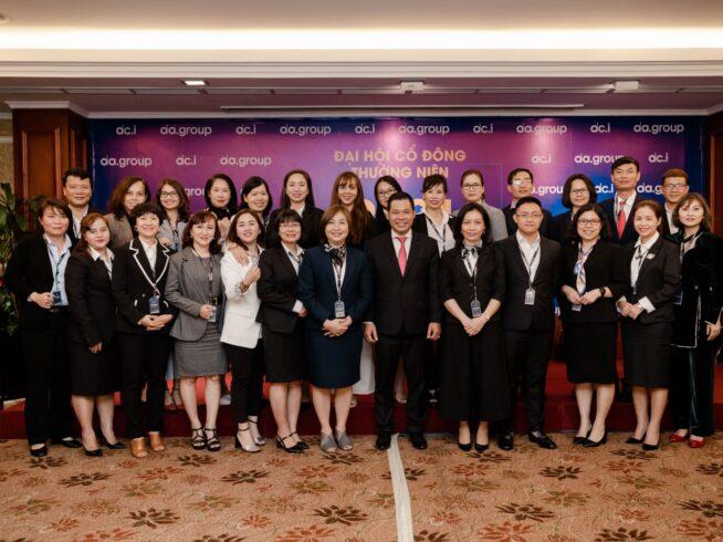 """Đại hội diễn ra thành công tốt đẹp. Đây là hoạt động hướng đến con đường """"Lan tỏa sự tích cực"""" của DAGroup cũng như DCI Việt Nam, thực hiện sứ mệnh mang thành công và hạnh phúc đến cho 95 triệu dân Việt Nam."""